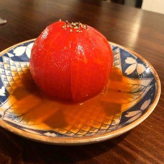 トマトキムチ(丸太町スタンド)