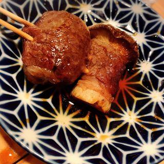 エリンギ(肉菜炭火屋ミヤビ)