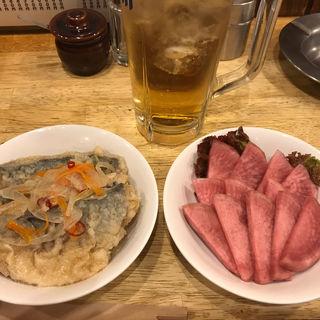 アジ南蛮漬け(かぶら屋 祐天寺店 )