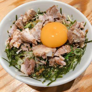 肉丼(姫路タンメン)