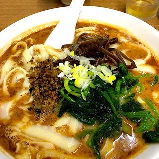 担々削刀麺(華隆餐館 (カリュウサンカン))