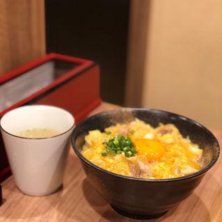特上親子丼(親子丼専門店 ○勝)