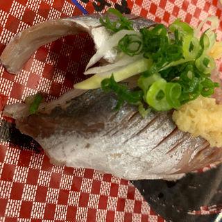 アジ(すし 銚子丸 亀戸店 (チョウシマル))