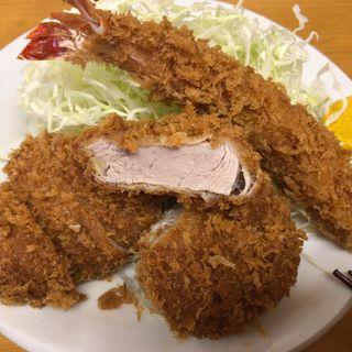 ヒレカツ定食(いちかつ )