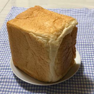 食パン(角)ハーフ(ラ バゲット ド パリ ヨシカワ (La Baguette de Paris YOSHIKAWA))