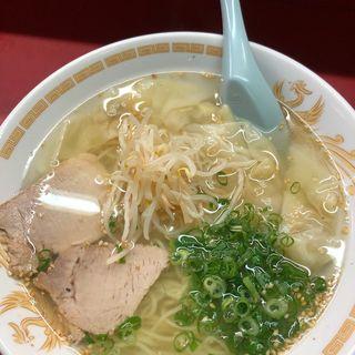 雲呑麺(小洞天 (ショウドウテン))