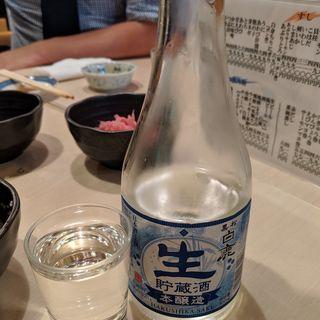 冷酒(白鹿)(亀すし 本店 )