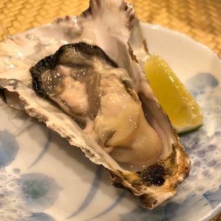 生牡蠣((有)菊寿司)