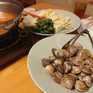 蛤鍋(むらた )