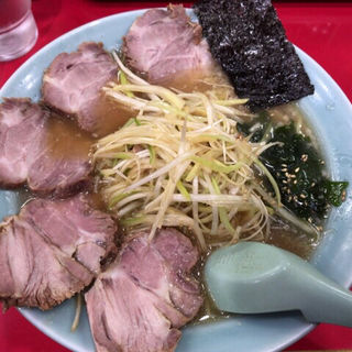 ネギチャーシューメン(かいざん 西船橋店 )