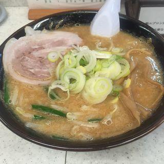 味噌ラーメン(なりたけ 津田沼店 )