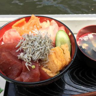 特選丼S(マグロ卸のマグロ丼の店 )
