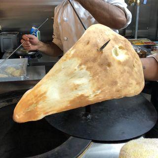 ナン(ベアーフットカレー (barefoot Curry)  )