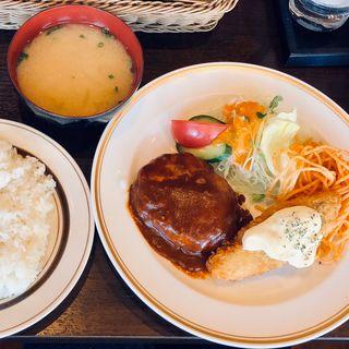 日替りランチ(洋風食堂 枝 (エダ))