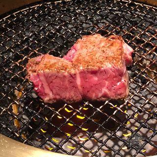 厚切り上ロースステーキ(ワンカルビ Plus+ 伊丹南野店 (ワンカルビプラス))