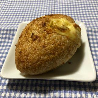 チーズキーマカレーパン(パン工房 まごころ )