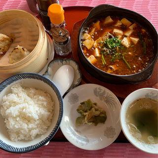 麻婆豆腐(東蔵王ゴルフ倶楽部 レストラン )