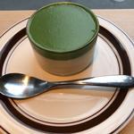 抹茶プリン(Satén japanese tea)