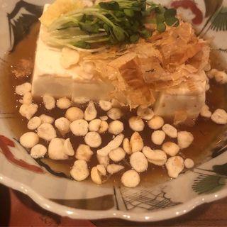 たぬき豆腐(ヌンチャク )
