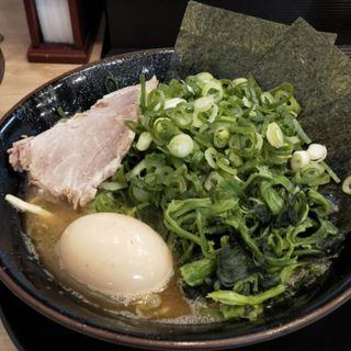 九条ネギラーメン(武蔵家 西千葉店 )