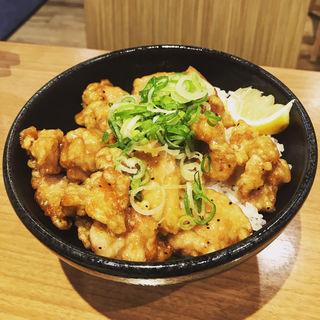 鶏から丼(鶏千 (トリセン))