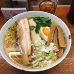 和風柳麺(麺屋 ひょっとこ )