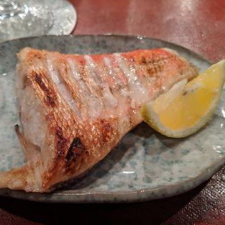 金目鯛塩焼き(かなで (Kanade))