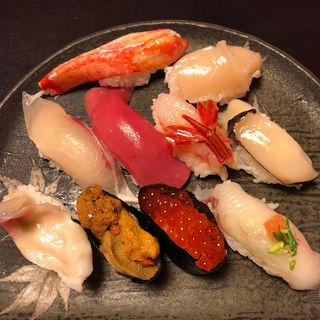 特上生寿司(福寿し )