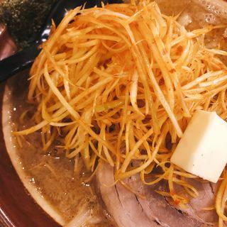 味噌ネギらーめん(らーめん福たけ 桜木本店 (ふくたけ))