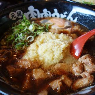 肉肉そば(肉肉うどん 大橋店)