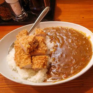 カツカレー(ロース)(とんかつ逸業 大塚本店 )