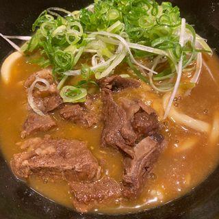 和牛スジ肉カレーうどん(こと平 南店 )