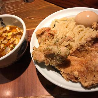 二天つけ麺(麺屋武蔵 二天 池袋店 (めんやむさしにてん))