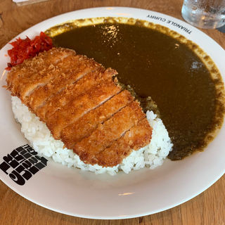 カツカレー(TRIANGLE CURRY)