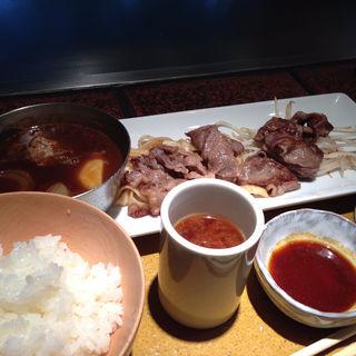 ランチ(岡半 本店 (オカハン))