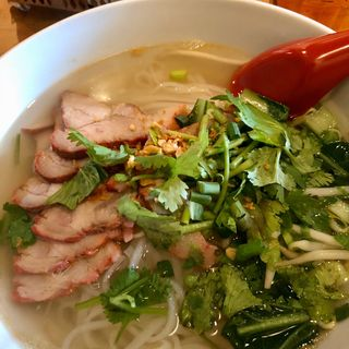 豚肉のフォー(リトルアジア)
