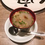 本気のコムタンスープ