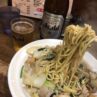 焼きそば(揚子江ラーメン 名門 神山店 )