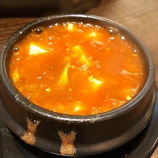 麻婆豆腐(チャイニーズバルタリタリ)