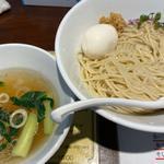 塩生姜つけ麺Y