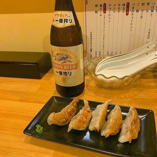 餃子(中華そばつけ麺 永福)