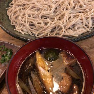鴨蕎麦(炭と蕎麦と酒 今なら )