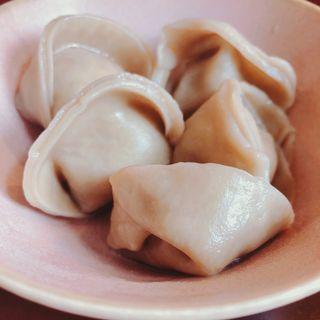 水餃子 豚 カレー風味と人参