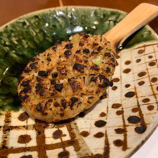 蕎麦味噌(蕎麦 あららぎ )