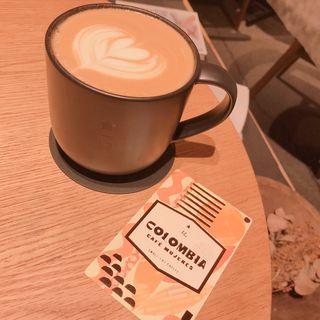 バタースコッチラテ(STARBUCKS COFFEE 東京ミッドタウン日比谷)