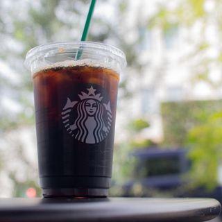 アイスコーヒー(スターバックス・コーヒー 姫路飾磨店 (STARBUCKS COFFEE))