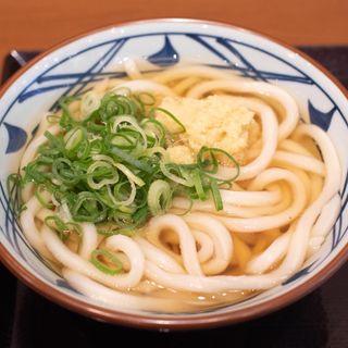 かけうどん(丸亀製麺 姫路中地店 )