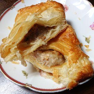 ホット・セイボリーパイ チキンときのこのクリームシチュー(ミスタードーナツ 鹿島田ショップ )