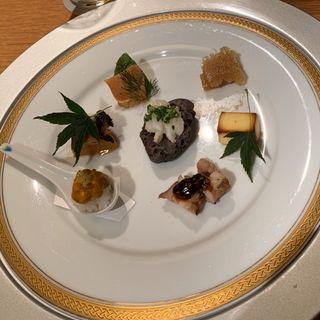 前菜(懐食みちば)
