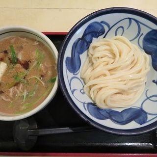 肉つけ麺(手しごと讃岐うどん 讃々 (さんさん))